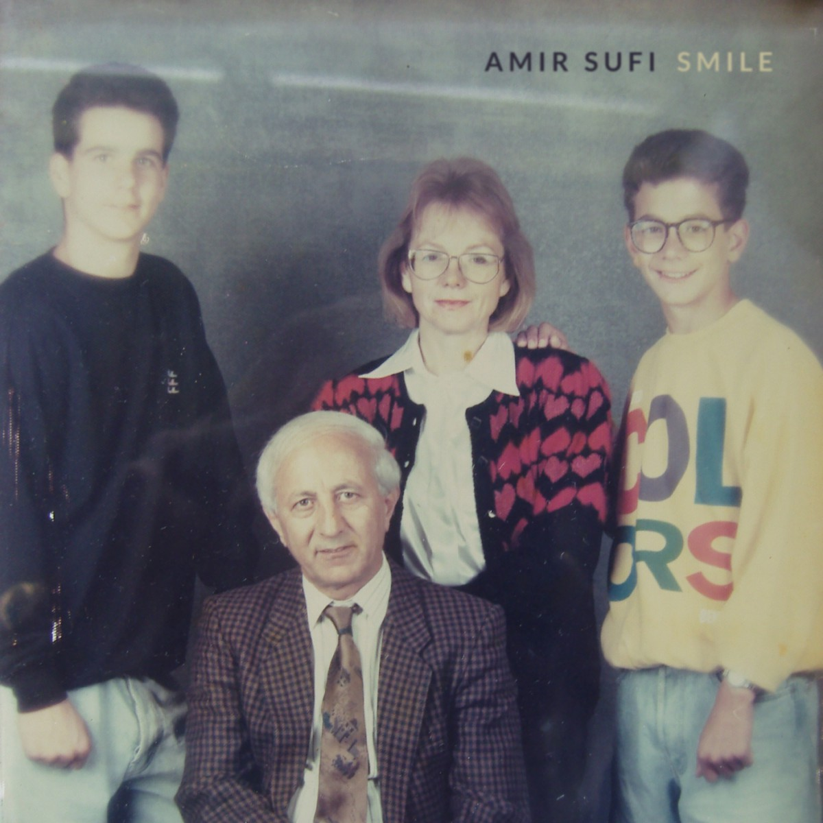 Amir Sufi Smile Cover